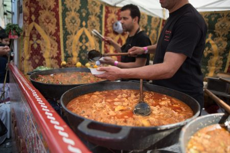 Cravings Fulfilled at Welsh Food Festivals