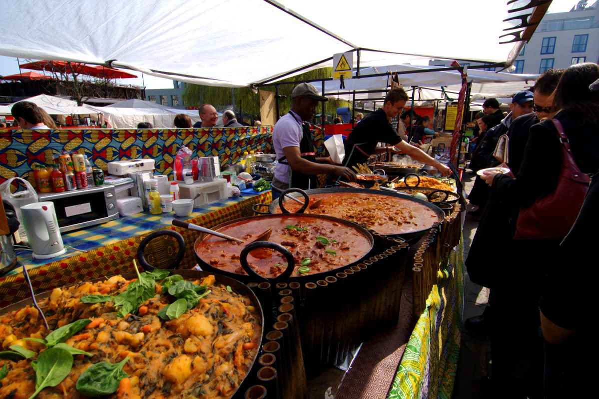 Have You Ever Been a Part of Food Festivals in United States?