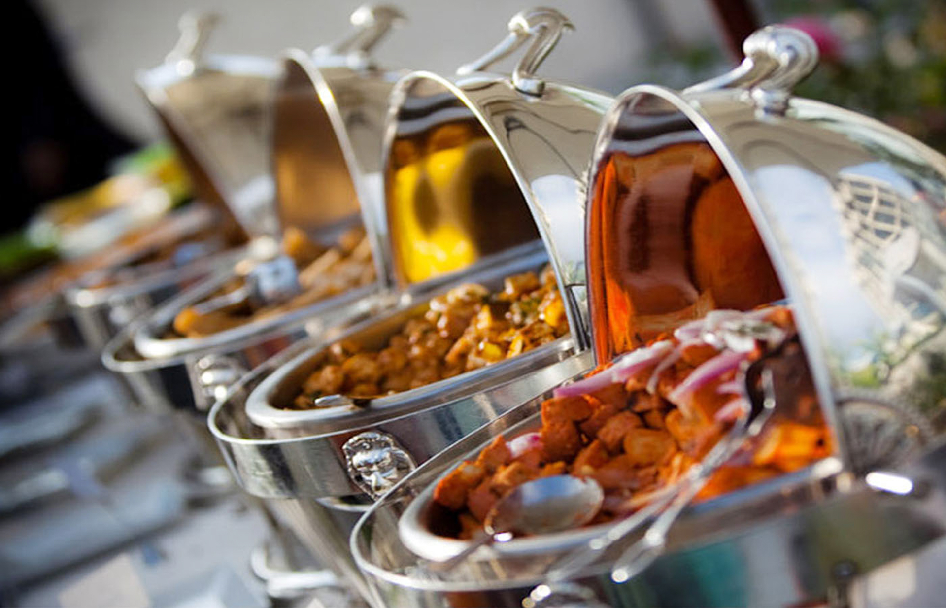 Save Time And Money With Professional Caterers